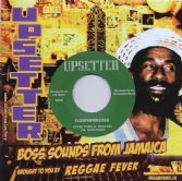 Peter Tosh - Downpresser / Righteous Upsetters - Downpresser Version (Upsetter / Reggae Fever) EU 7""
